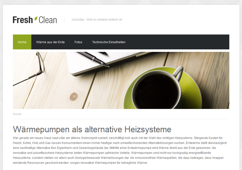 cms2day Content Management Systeme