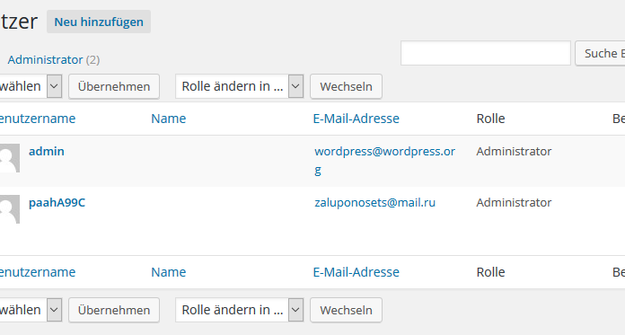 wordpress-administrator