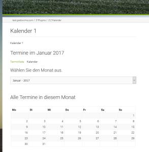 Papoo Kalender